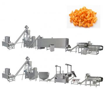 High Effective Baked Cheetos Kurkure Niknak Processing Line