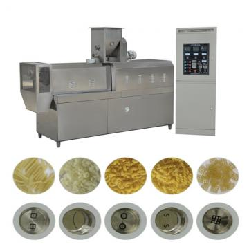 Frying Pellet Snacks Extruder Machine Food Professional