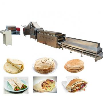 Small Automatic Tortilla Fried Corn Puff Snacks Processing Plant Machine