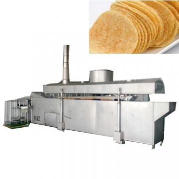 Automatic Kitchen Equipment Commercial Gas Frying Machine for Potato Chips Nuts Beans